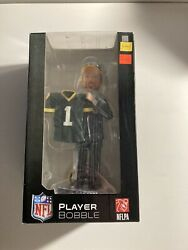 Aaron Rodgers Draft Day Green Bay Packers Bobblehead 137/300 Oop Bobble Head