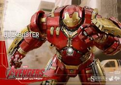 Hot Toys Masterpiece Avengers Hulkbuster 1/6 Figure Genuine Collectible