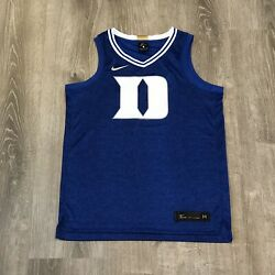 Nike Duke Blue Devils Rivalry Jersey Basketball Men's Size Medium New With Tags