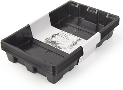 10 Seed Starting Plant Growing Trays Without Holes Durable Reusable Grow Start