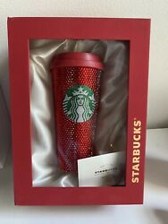 Starbucks 2020 Red Recollection Global Limited Diamond Particles Artware 1714