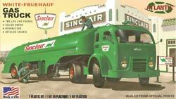 Vintage Gas Truck Sinclair Us Army 1/48 Scale W/windshield Glass Atlantis Models