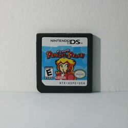 Super Princess Peach Nintendo Ds2006 Game Only For Ds 2ds 3ds Christmas Gift