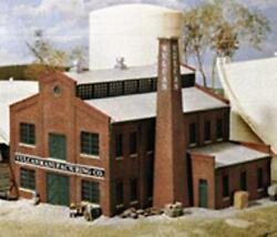 N Scale - Vulcan Manufacturing Co. Bldg. Kit Walthers 933-3233
