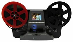 Wolverine 8mm And Super 8 Film Reel Converter Scanner To Convert Film Into....
