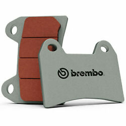 Brembo Front Sr Brake Pads Suitable For Ducati Streetfighter 1100 S 2010