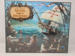 Empires Age Of Discovery By Glenn Drover - Eagle-gryphon Games - New