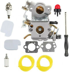 Carburetor Carb Kit Fits Poulan Pro Pp4218a 18 42cc Chainsaw Tune Up Kit Tool