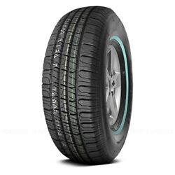 Vercelli Set Of 4 Tires 235/75r15 S Classic 787 W White Wall Fuel Efficient