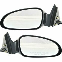 Power Mirror Set Of 2 For 2000-2007 Chevrolet Monte Carlo Paintable