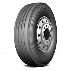 Americus Set Of 4 Tires 295/75r22.5 L Rs2000 All Season / Commercial Hd