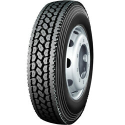 4 Tires Super Cargo Sc016 285/75r24.5 Load 14 Ply All Position Commercial