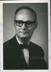 1968 Press Photo Executive R. F. Clark Of South Central Bell - Abna26373