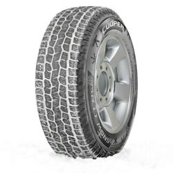 Cooper Tire Lt235/80r17 Q Discoverer Snow Claw All Terrain / Off Road / Mud