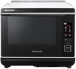 Sharp Healsio Ax-x10 White Baking With Water Oven Warm And Speed Cooking Japan