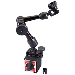 Starrett - 992537 660 Magnetic Base Indicator Holder With Triple Jointed Arm
