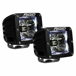 Rigid Industries D-series Radiance White Led Off Road Lights-spot 20200