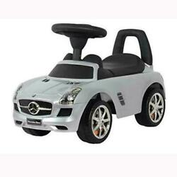 Best Ride On Cars Baby Toddler Ride-on Mercedes Benz Push Car With Sounds White