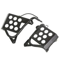 Left And Right Enhanced Guards Footrest Stand Nerf Bars For Yamaha Banshee