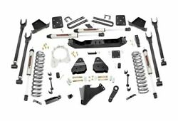 Rough Country 6.0 4-link Suspension Lift Kit 17-20 Ford Sd 4wd Diesel 52670