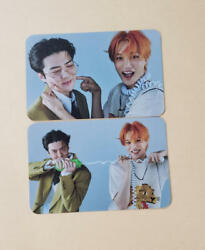 Exo Kai Sehun Official 2 Photocards Set Donand039t Fight The Feeling Xr Gallery
