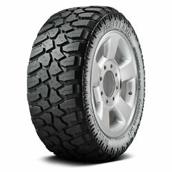 Forceland Set Of 4 Tires 33x12.5r22 Q Kunimoto M/t All Terrain / Off Road / Mud