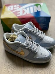 Size 9 - Nike Sb Dunk Low X Sean Cliver Holiday Special 2020