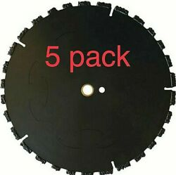 5pk 12 Fire Rescue Root Cutter Carbide Tipped Demolition Blade X .250