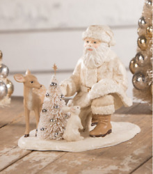 Bethany Lowe Christmas Santa's Forest Friends New 2021 Td0031