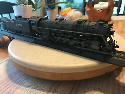 Key Imports Ho Brass 4-8-4 Northern M-64 Class Painted And Weathered Analog