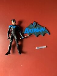 Batman Hush Series 2 - Nightwing Collector Action Figure Dc Direct, 2004 Used