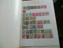 India And States, Nice Stamp Collection In A Stockbook 3