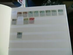 India And States, Nice Stamp Collection In A Stockbook 4