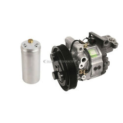 For Nissan 200sx 1995 1996 1997 1998 Oem Ac Compressor W/ A/c Clutch And Drier