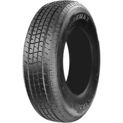4 Tires Gremax Max Trail St 215/75r14 Load D 8 Ply Trailer