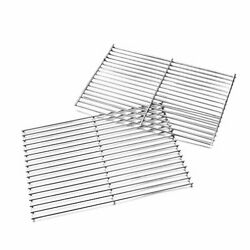Onlyfire Stainless Steel Cladding Grill Rod Grid Grates Fits For Weber Genesi...