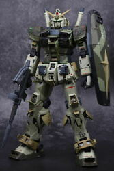 Militarypg Unleashed Mobile Suit Gundam Rx-78-2 1/60 Scale Painted
