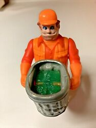 The Real Ghostbusters Action Figure Can Man Kenner 1988