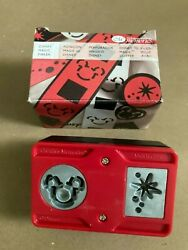 Disney Mickey Mouse Ears Craft Paper Punch Creative Memories Scrapbooking New