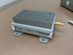 Agilent 83017a Microwave Power Amplifier, 0.5 To 26.5 Ghz With Power Supply