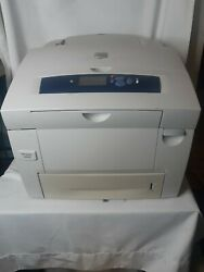 Xerox Phaser 8560/n Workgroup Solid Ink Printer W Extra Ink Please Read