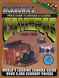 Price Guide To Antique And Classic Cameras 199... By Mckeown, James M. Paperback