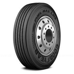Goodyear Set Of 4 Tires 42x11r22.5 L Fuel Max Lhs All Season / Commercial Hd