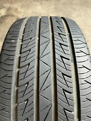 Set Of 4 Used 245/45r18 Falken Uhp Sport A/s - 100w - 9/32 No Repairs