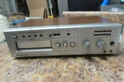 Vintage Panasonic 8 Track Stereo Deck Model Rs-856 - As Is For Parts Or Repair