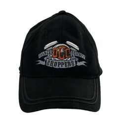 Orange County Choppers Black Ball Cap/hat 2006 Occ Inc One Size Fits All