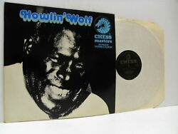 Howlin Wolf Chess Masters 2x Lp Ex/vg, Cxmd 4004, Vinyl, Compilation, Blues, Uk