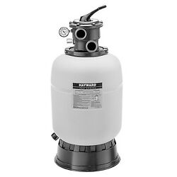 Hayward Above Ground Pool Pro Series 1hp Sand Filter Pump System Used