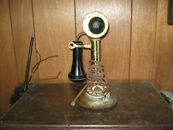 Western Electric dial candlestick