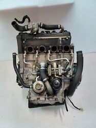 2003 02-03 Yamaha Yzf R1 Yzfr1 Complete Engine Motor Runs Excellent 21k